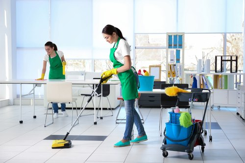 commercial cleaning services in San Antonio TX